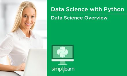 Introduction To Data Science With Python Certification | Simplilearn
