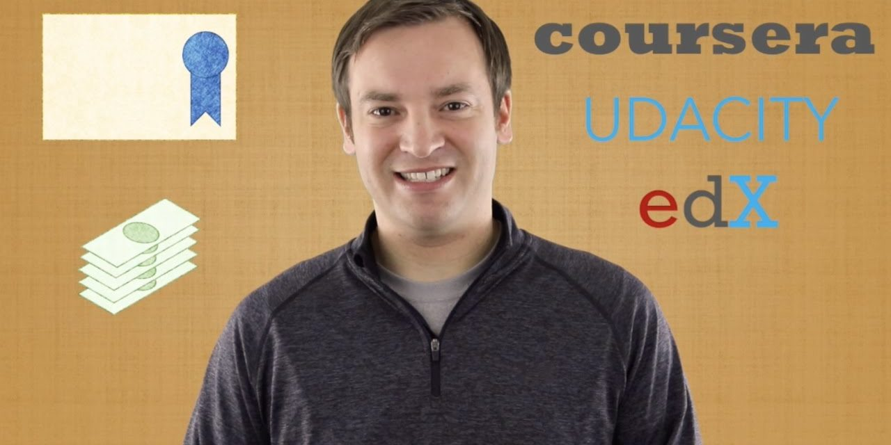 The Best Open Online Courses – Coursera, Udacity, edX Review