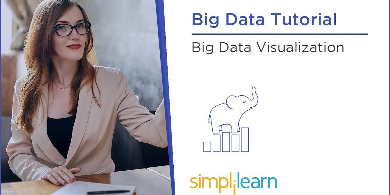Data Visualization Tutorial For Beginners | Big Data Analytics Tutorial | Simplilearn