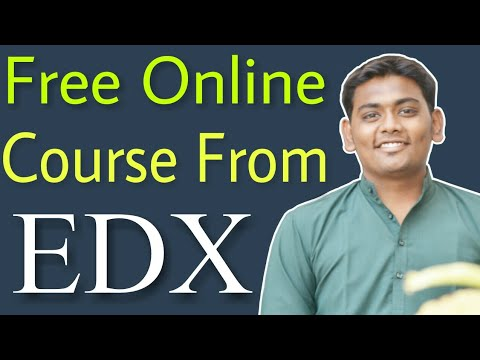 Free Online Course With certificate on Edx | World's Top Best Online Courses | TechMitra