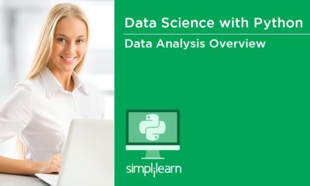 Data Analytics Overview | Data Science With Python Tutorial