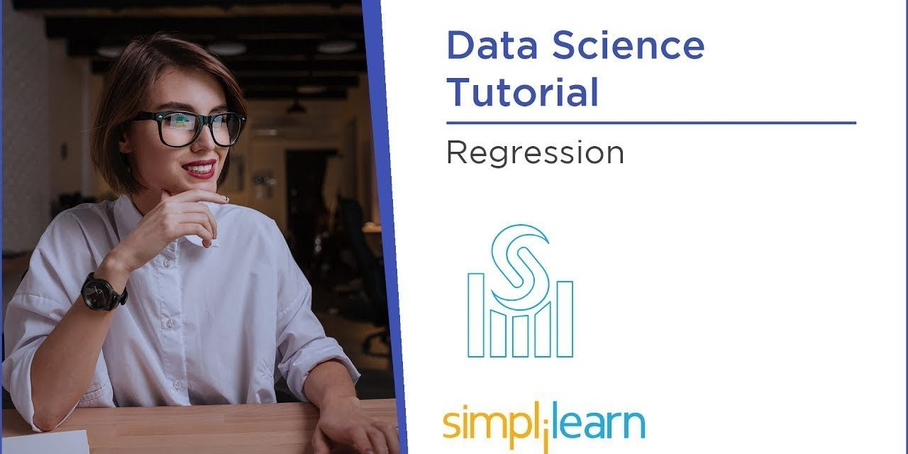 Regression Analysis | Data Science Tutorial | Simplilearn