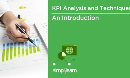 Introduction To KPI Analysis and Techniques Certification Training | Simplilearn