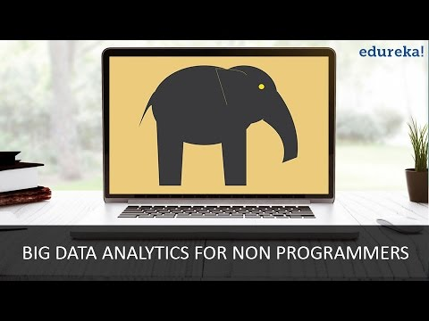 Big Data Analytics for Non-Programmers | Introduction to Big Data | Hadoop Tutorial | Edureka