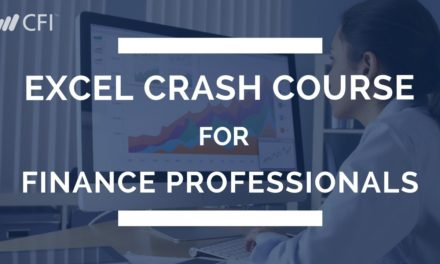Excel Crash Course for Finance Professionals – FREE | Corporate Finance Institute