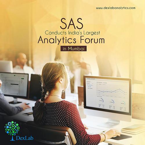 SAS Conducts India's Largest Analytics Forum in Mumbai