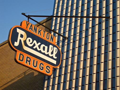 Rexall Drugs, Yankton, SD
