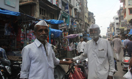 The Humble Dabbawalas of Mumbai