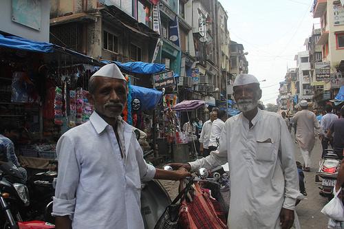 The Humble Dabbawalas of Mumbai