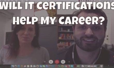 Will IT Certifications Help My Career?