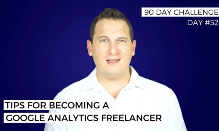 How to Become a Google Analytics Freelancer