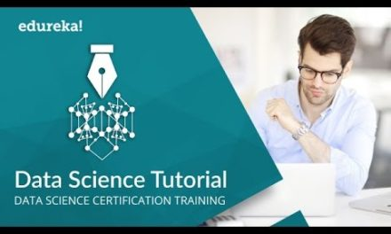 Data Science Tutorial for Beginners – 1 | What is Data Science? | Data Analytics Tools | Edureka