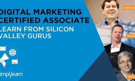 Digital Marketing Training | Digital Marketing Course | Digital Marketing Tutorial | Simplilearn