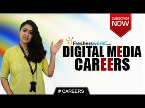 CAREERS IN DIGITAL MEDIA – Bachelor Degree,Certification Course,NIIT,DMI,Web Analytics,Jobs