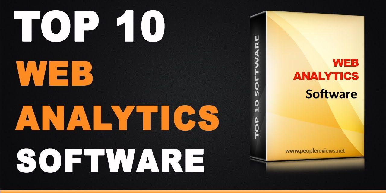 Best Web Analytics Software – Top 10 List