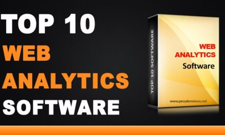 Best Web Analytics Software – Top 10 List