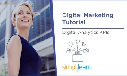 Digital Analytics KPI | Digital Marketing Tutorial For Beginners | Simplilearn