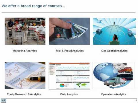 Analytics Training, SAS training, SPSS training programs