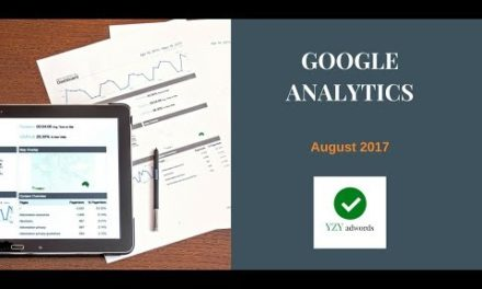 Google Analytics Exam Questions And Answers  August 2017