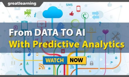 From Data to AI with Predictive Analytics | Analytics Masterclass