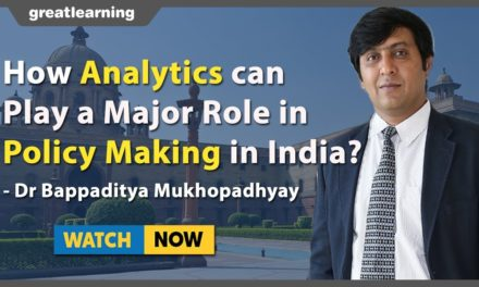 How Analytics can Play a Major Role in Policy Making   Predictive Analytics using Satellite Imagery