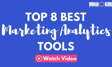 Top 8 Best Marketing Analytics Tools