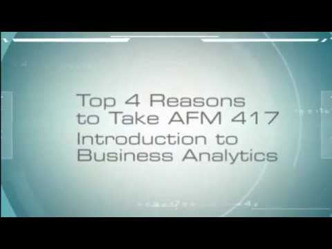 Top 4 Reasons to Take Business Analytics