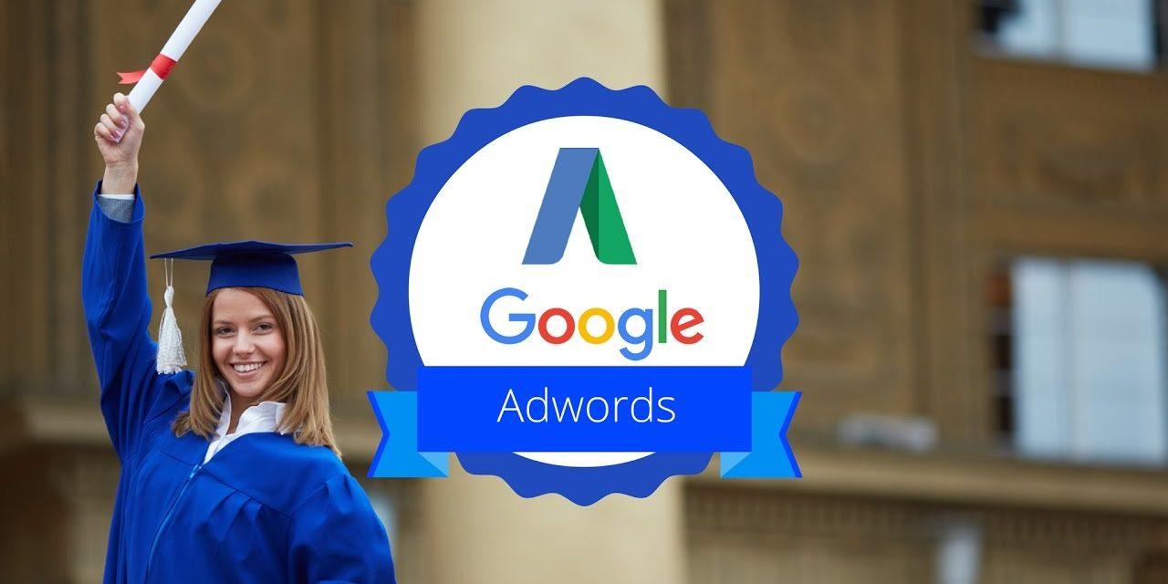 Google Adwords Certification Exam: Get Certified in 2 Days!