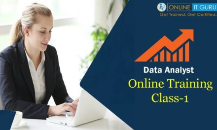 Data Analyst Training 2018 | Business Analytics | OnlineItGuru