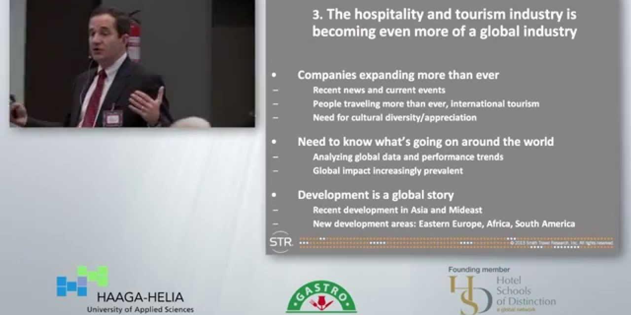 STR analytics and Hotel Industry Analytics , Steve Hood