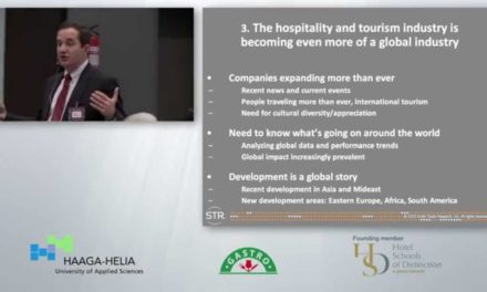 STR analytics and Hotel Industry Analytics , Steve Hood