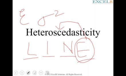 Heteroscedasticity: Detection of Heteroscedasticity | Remedial Measures | Business Analytics |ExcelR