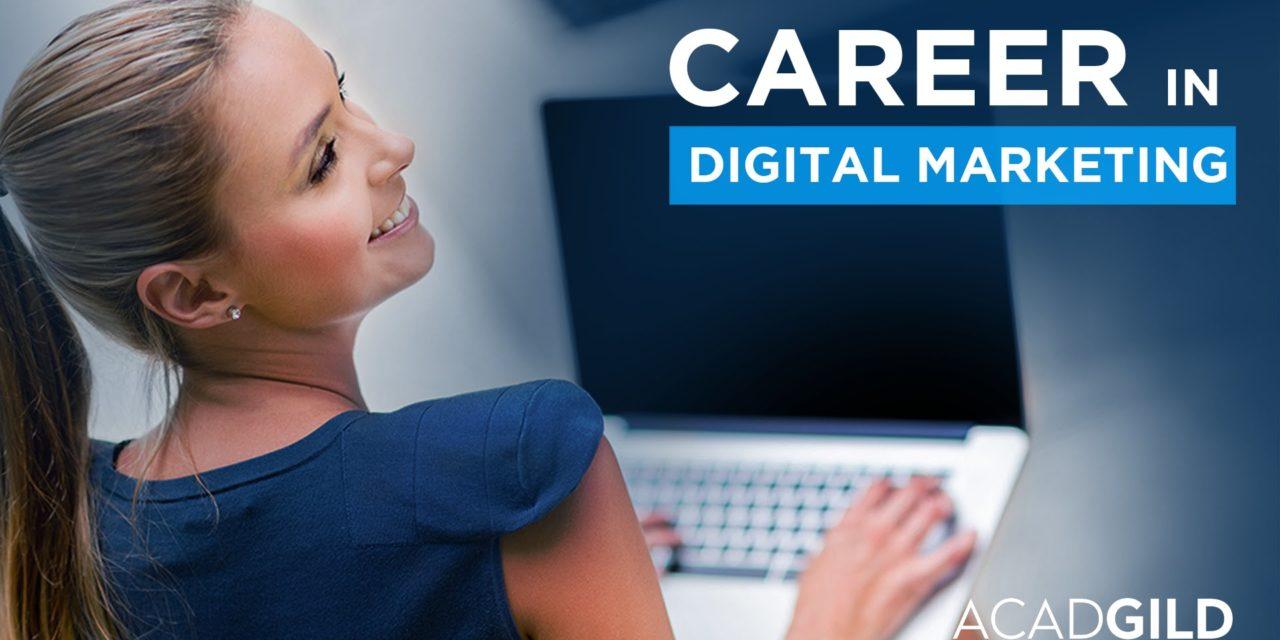 Digital Marketing Career 2017   Digital Marketing Salaries 2017   Introduction to Digital Marketing