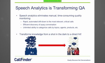 Goodbye Traditional Quality Assurance   Hello Speech Analytics! Best Practices in QA