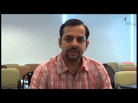 Participant Testimonial of Business Analytics Course – Edupristine.com
