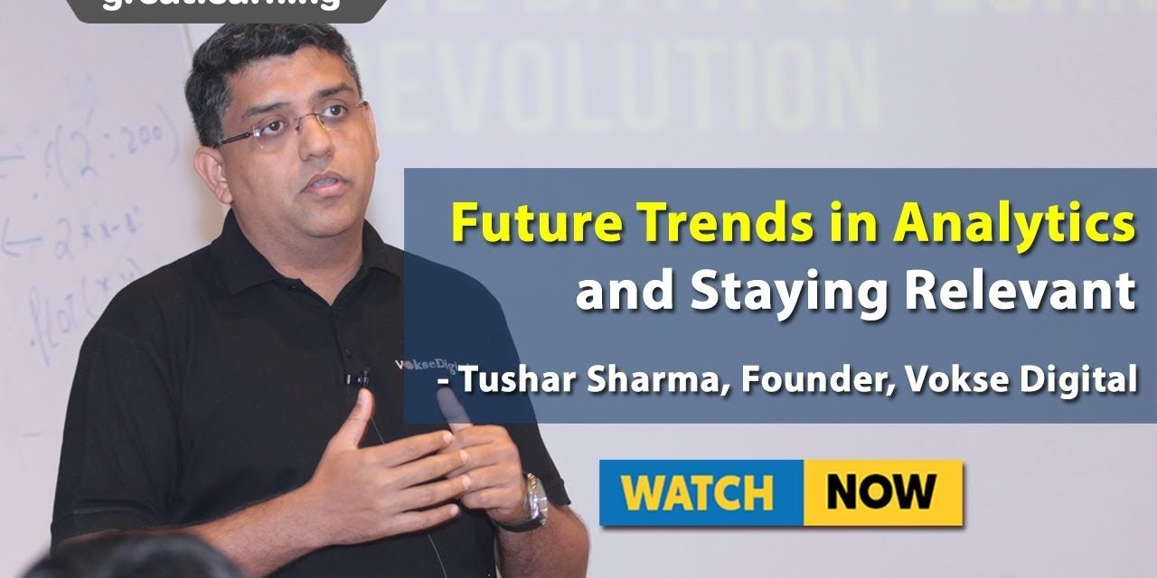 Future Trends in Analytics and how to stay relevant in the industry | Students Speak