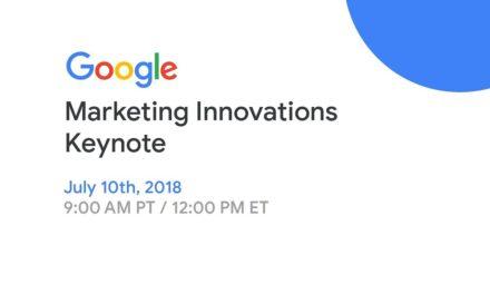 Marketing Live 2018: Marketing Innovations Keynote