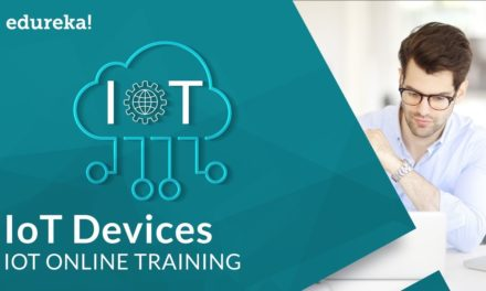 IoT Devices Examples | IoT Applications | Internet of Things Training | Edureka