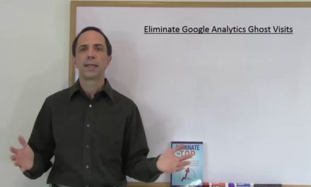Eliminate Ghost Visits from Google Analytics Data