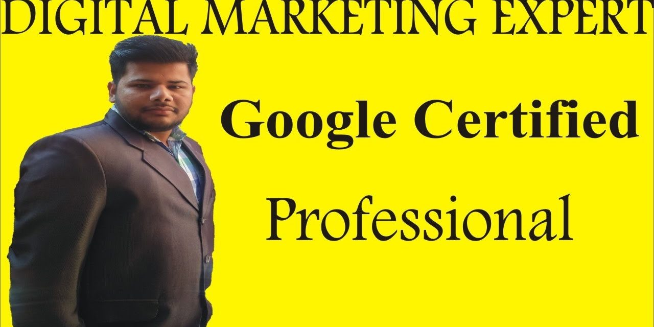 digital marketing training | google certified professional | google analytics | seo training