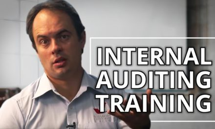 How to Conduct Internal Audits – Tips from the CEO