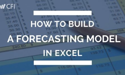 How to Build a Forecasting Model in Excel – Tutorial | Corporate Finance Institute