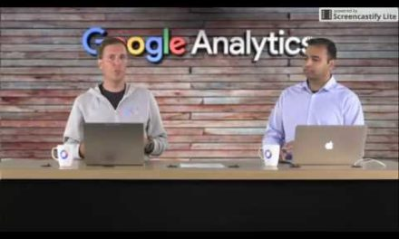 How to create Google Analytics Report With Google Data Studio
