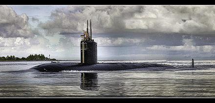 USS Scranton SSN 669