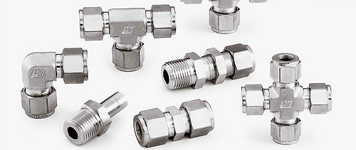 Super Duplex Stainless Steel Tube Fittings Exporters