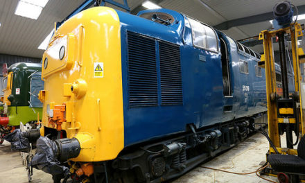 The Deltic Preservation Society