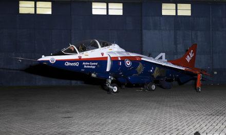 British Aerospace Harrier T.4 XW175