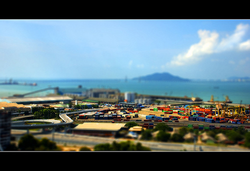 Prai Penang Port