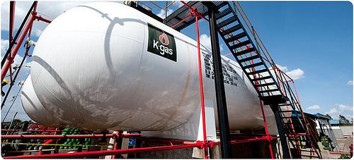 Diesel fuel oil supplier in Kenya
