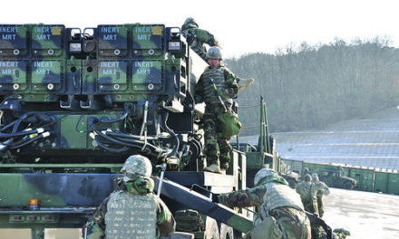 2-1 ADA BN conducts Patriot Missile training
